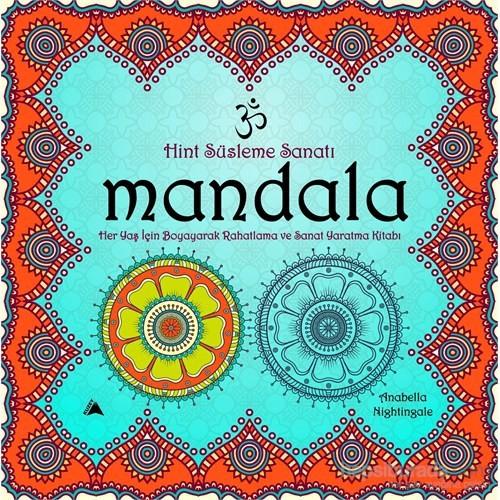 Mandala – Hint Süsleme Sanatı