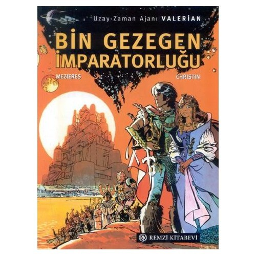 Bin Gezegen İmparatorluğu
