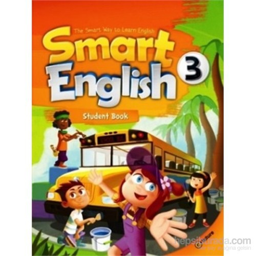 Smart English 3 Student Book +2 CDs +Flashcards