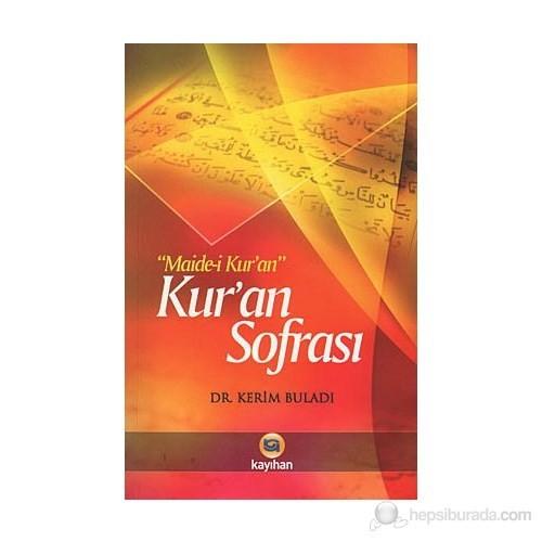 Kur'an Sofrası