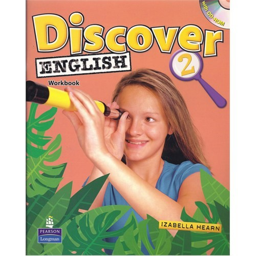 Longman Yayınları Discover English 2 Workbook