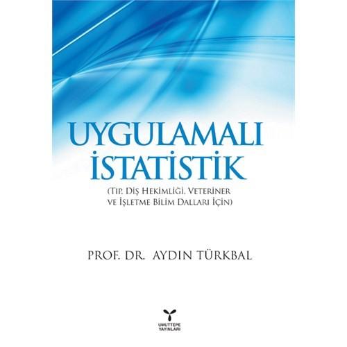Uygulamalı İstatistik-Aydın Türkbal