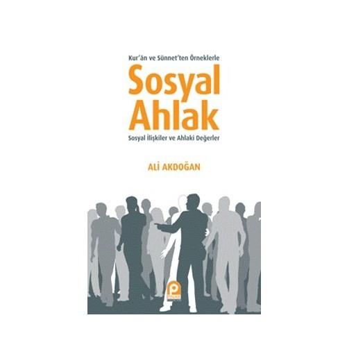 Sosyal Ahlak - Ali Akdoğan