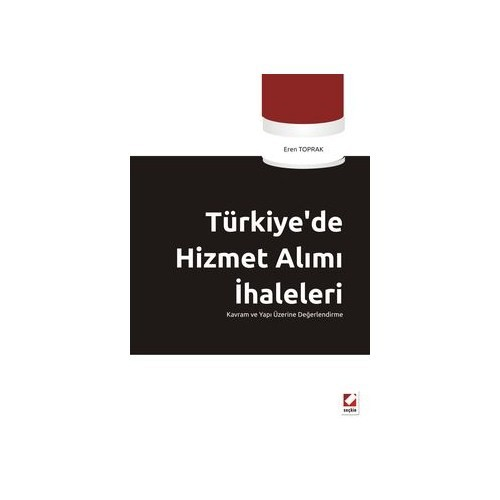 Türkiye'de Hizmet Alımı İhaleleri