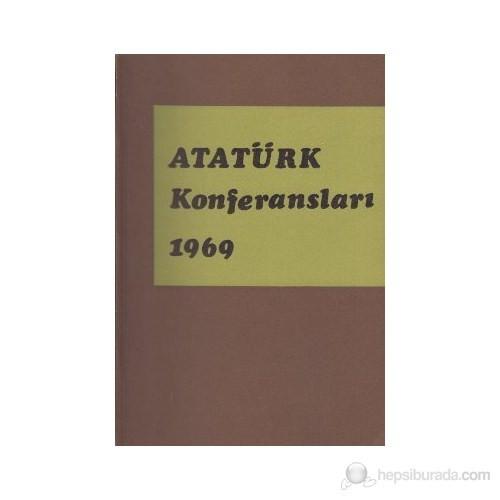 Atatürk Konferansları 1969 Cilt: 3
