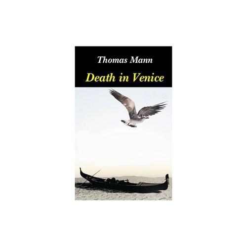 Death In Venice-Thomas Mann