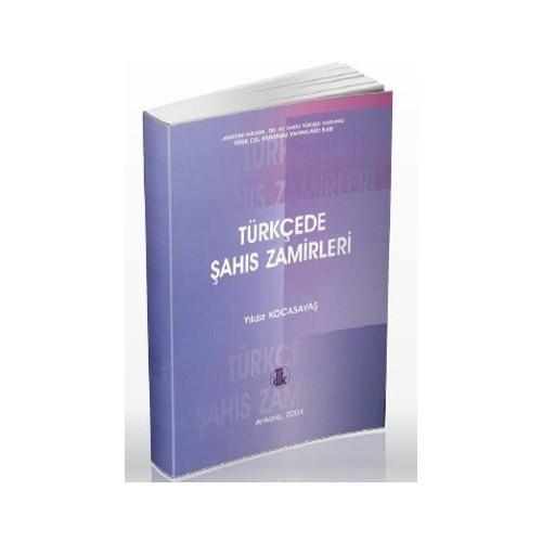 Türkçede Şahıs Zamirleri