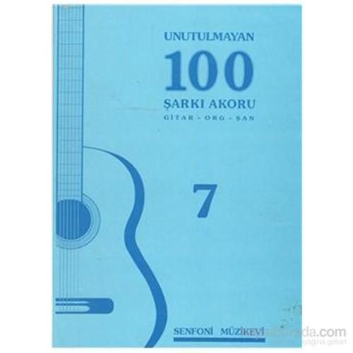 Unutulmayan 100 Şarkı Akoru Gitar Org Şan 7