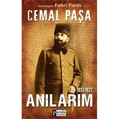 Cemal Paşa Anılarım (1913-1922)