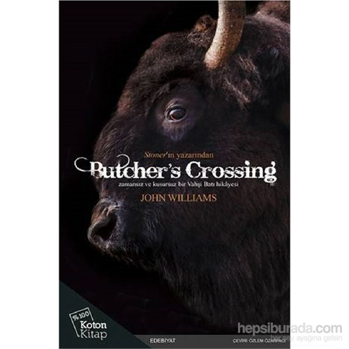 Butcher'S Crossing-John Williams