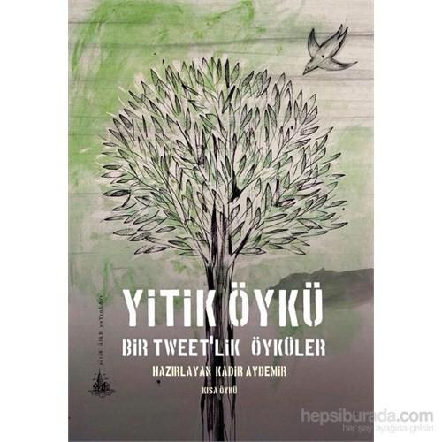 Yitik Öykü – Bir Tweet'Lik Öyküler-Kadir Aydemir