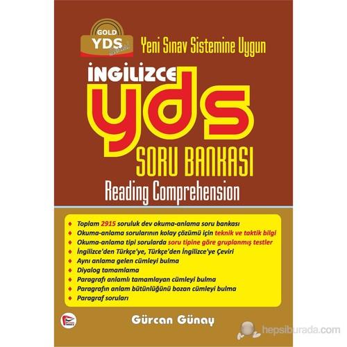 Yeni Sınav Sistemine Uygun - İngilizce YDS Soru Bankası (Reading Comprehension)