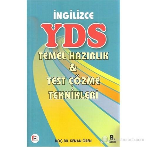 İngilizce YDS Temel Hazırlık&Test Çözme Teknikleri