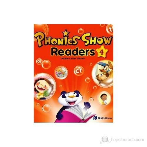 Phonics Show Readers 4 + Cd