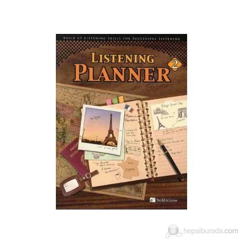 Listening Planner 2 With Workbook-Justin Fager