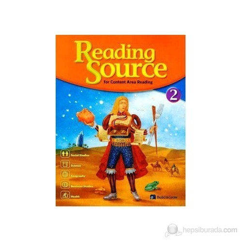 Reading Source 2 With Workbook + Cd-Rebecca Cant
