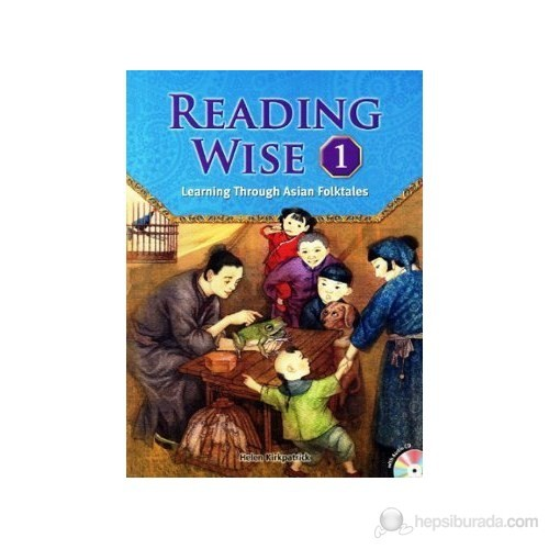 Reading Wise 1 Learning Through Asian Folktales + Cd