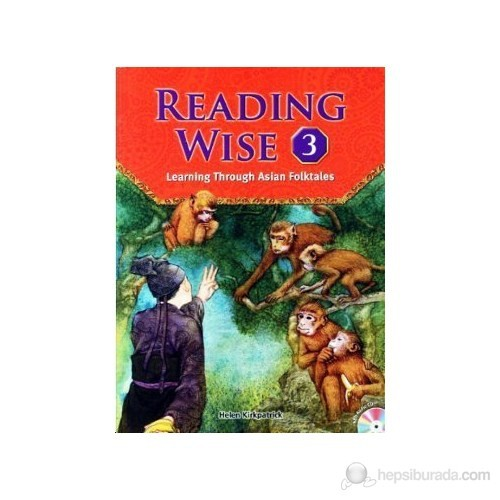 Reading Wise 3 Learning Through Asian Folktales + Cd-Helen Kirkpatrick
