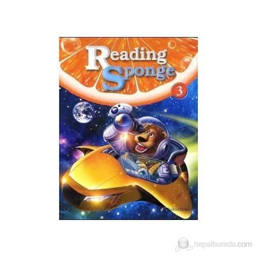 Reading Sponge 3 With Workbook + Cd