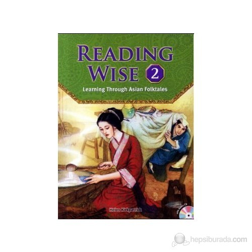 Reading Wise 2 Learning Through Asian Folktales + Cd