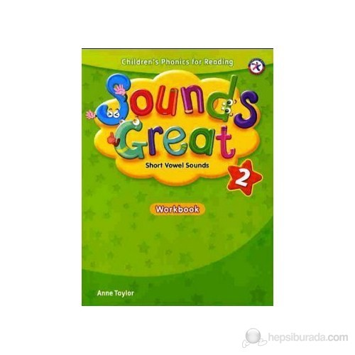 Sounds Great 2 Workbook-Anne Taylor