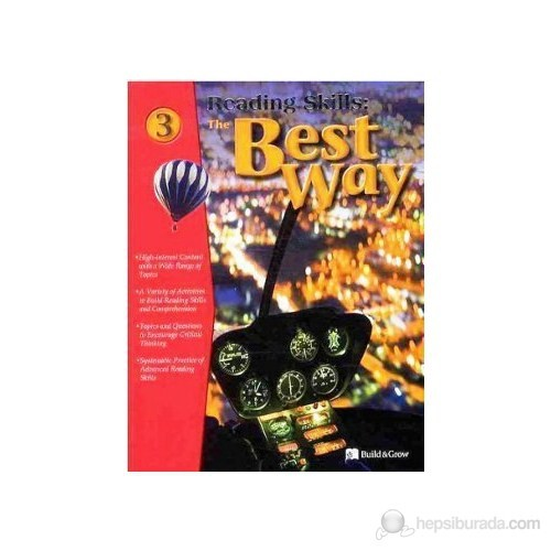 Reading Skills: The Best Way 3 + Cd