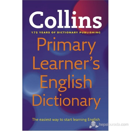 Collins Primary Learner'S English Dictionary-Kolektif