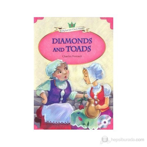 Diamonds And Toads + Mp3 Cd (Ylcr-Level 3)
