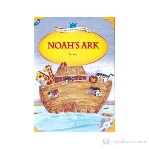 Noah'S Ark + Mp3 Cd (Ylcr-Level 1)-Anonim