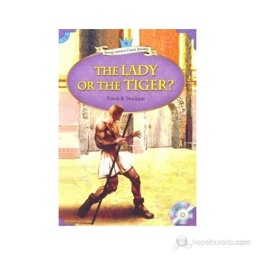 The Lady Or The Tiger? + Mp3 Cd (Ylcr-Level 4)