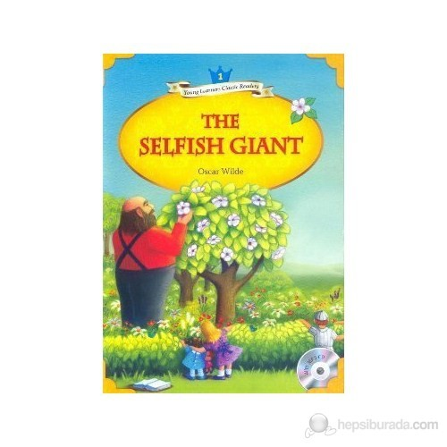 The Selfish Giant + Mp3 Cd (Ylcr-Level 1)-Oscar Wilde