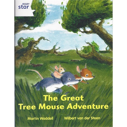 The Great Tree Mouse Adventure Independent White Level Rigby Star