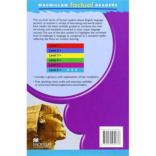 Factual Readers Ancient Egyptians Level 6 Macmillan
