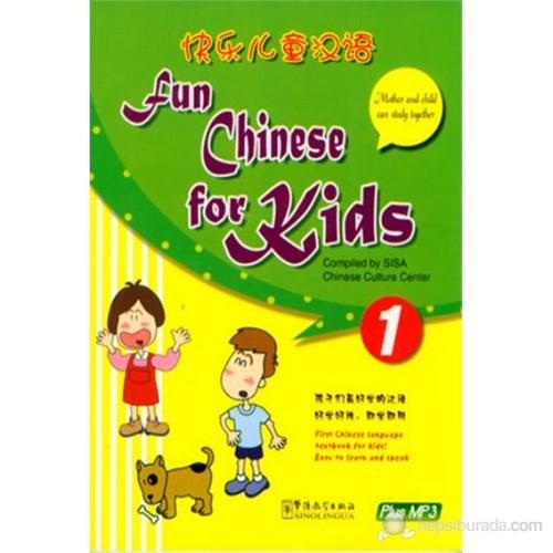 Fun Chinese For Kids 1 +Mp3 Cd (Çocuklar İçin Çince)-Kolektif