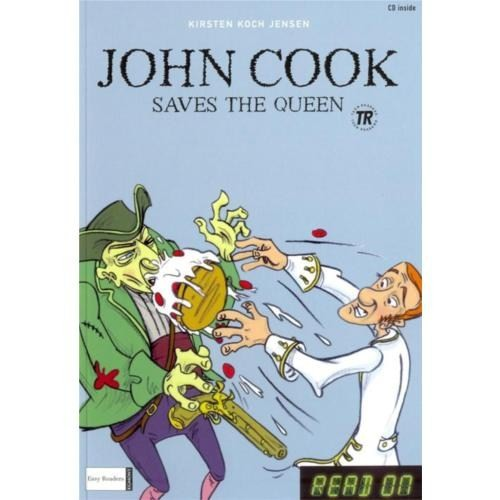 John Cook Saves The Queen / John Cook & The Queen's Crown + Cd (Read On Level - 1)