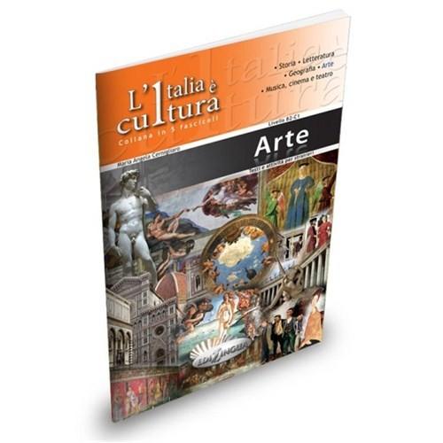 L'Italia È Cultura – Arte (B2-C1)-Maria Angela Cernigliaro