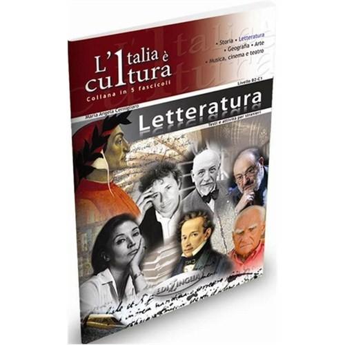 L'Italia è cultura: Letteratura