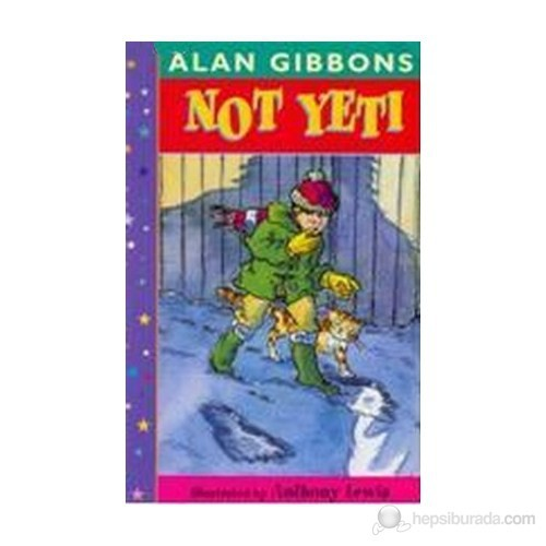 Not Yeti (Spooky Stories)