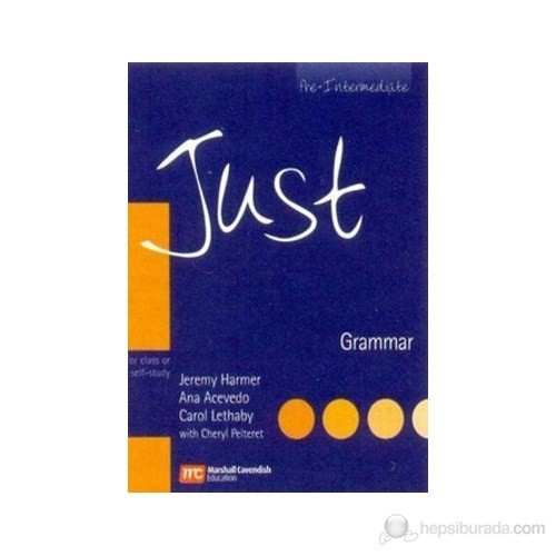 Just Grammar Pre-Intermediate