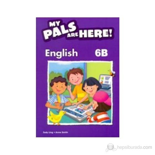 My Pals Are Here! English 6-B-Judy Ling