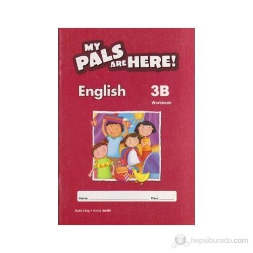 My Pals Are Here! English Workbook 3-B