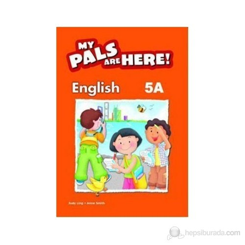 My Pals Are Here! English Workbook 5-A-Judy Ling