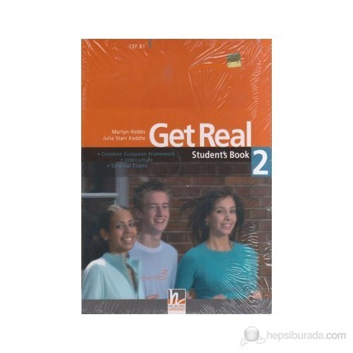 Get Real 2 Pack (Student'S Book + Workbook + Cd-Rom + Audio Cd)-Martyn Hobbs