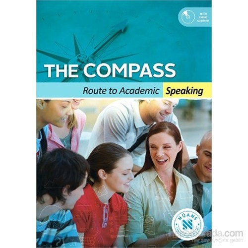 The Compass: Route To Academic Speaking +Cd