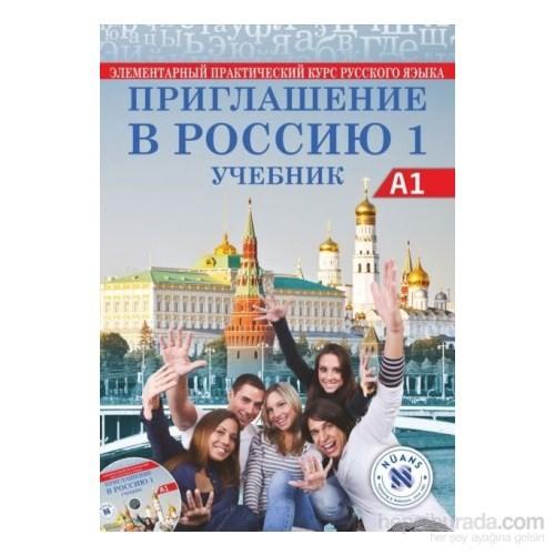 Priglasheniye V Rossiyu 1 Uchebnik + Cd A1