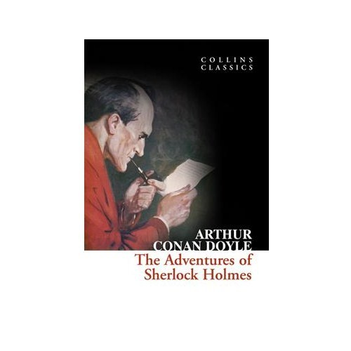 The Adventures of Sherlock Holmes (Collins Classics) - Sir Arthur Conan Doyle