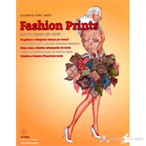 Fashion Prints: How To Design And Draw-Elisabetta Drudi