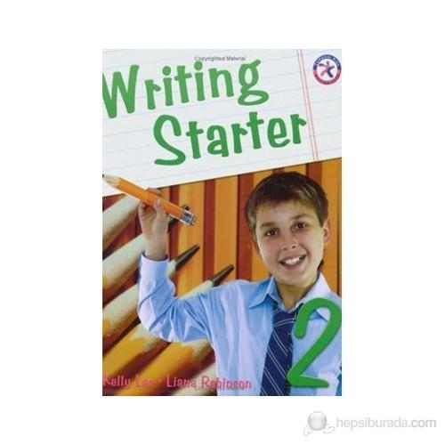 Writing Starter 2-Liana Robinson