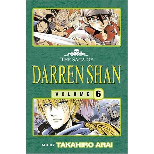 The Vampire Prince - The Saga of Darren Shan 6 [Manga edition]