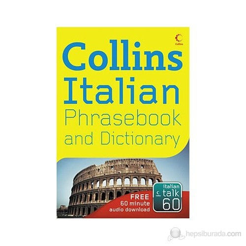 Collins Italian Phrasebook